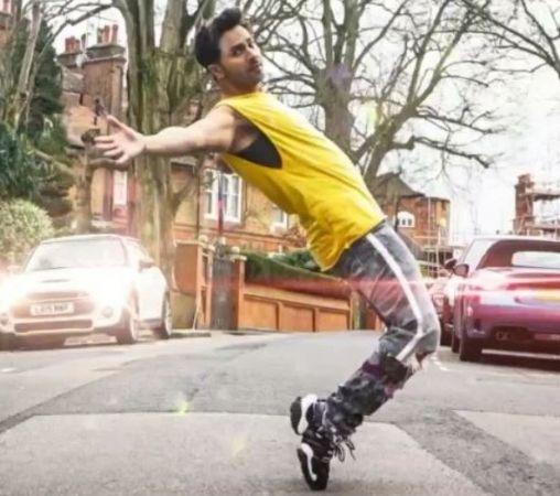 Street dancer 3d: फिल्म के सेट से सामने आई पहली वीडियो, दिखे वरुण धवन