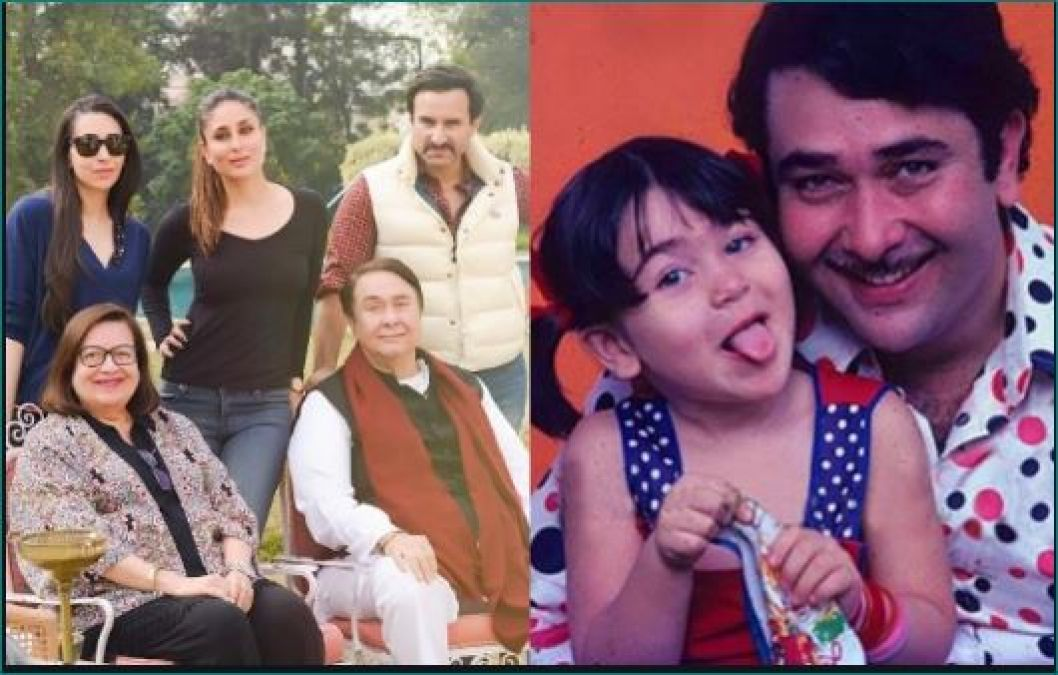 Randhir Kapoor separated from his wife due to Karisma, married after 5 years dating