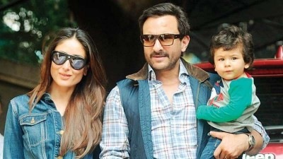 Won't repeat those mistakes made at time of Taimur for coming child: Kareena-Saif Ali Khan