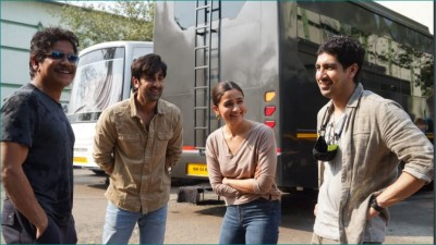 Alia with Nagarjuna, Ranbir started shooting for 'Brahmastra'