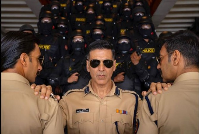 Akshay Kumar changed the release date of 'Suryavanshi' because of his lucky number   NewsTrack English 1