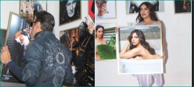 Bollywood stars arrive at Dabboo Ratanani's 2020 calendar launch party