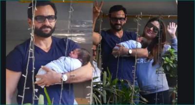 Husband Saif brings Kareena to hospital, good news can be heard anytime
