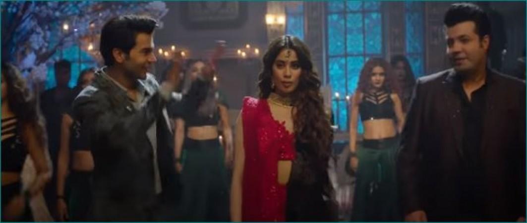 रिलीज हुआ फिल्म रूही का पहला गाना 'पनघट'