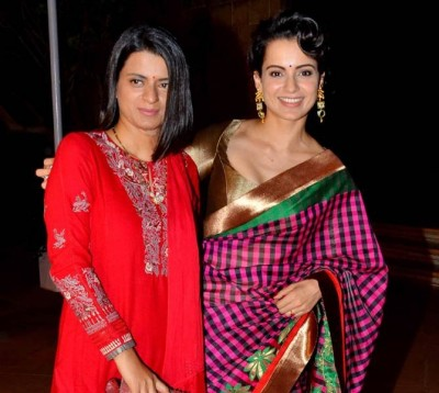 Kangana Ranaut's sister Rangoli Chandel is going be mother for the second time, shared good news