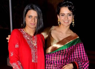 Kangana's sister targets Karan Johar for film 'Takht' on Twitter