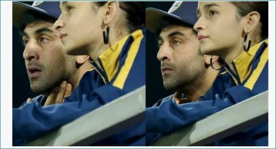 Video: Alia Bhatt arrives to watch football match with boyfriend