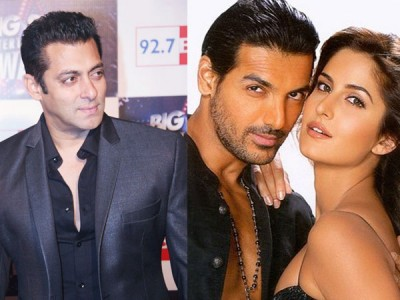 Salman does not want Katrina to work with John Abraham, know why?