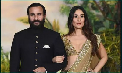 What is name of Kareena's second son? Saif replies to this question