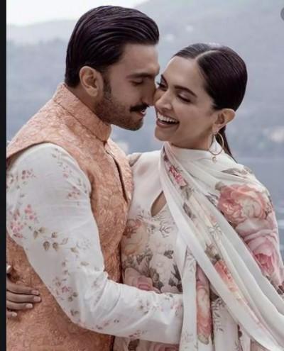 Deepika Padukone shares stunning picture, husband Ranveer drops cute comment