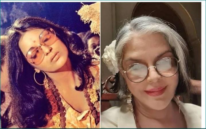 इंडस्ट्री में 50 साल पूरे होने पर 'लैला ओ लैला' गाने पर जीनत अमान ने किया डांस
