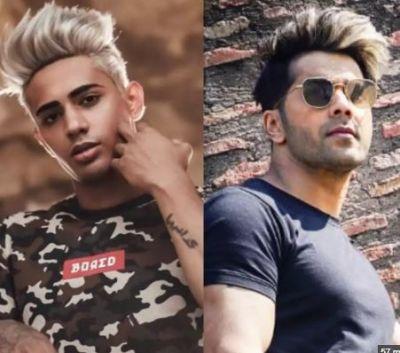 YouTube star Danish Zehen inspired Varun Dhawan''s look in ''Street Dancer 3D''