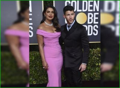 Priyanka-Nick looks most cute couple at Golden Globe Awards ceremony