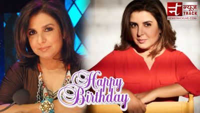 Birthday: Farah Khan married 7-year-old younger boy, now mother of three children