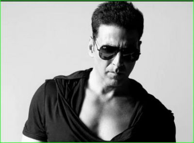 Akshay Kumar is very happy after giving donation, PM Modi also praises