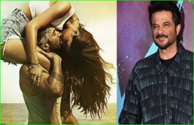Anil Kapoor says this giving kissing scene,