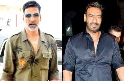 तो क्या अक्षय कुमार ले रहे हैं 'सिंघम' में अजय देवगन की जगह?