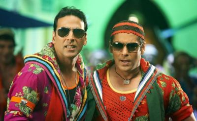 Akshay Kumar commented on Salman Khan's upcoming film