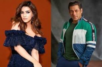 This actress will do romance with Salman Khan for the first time