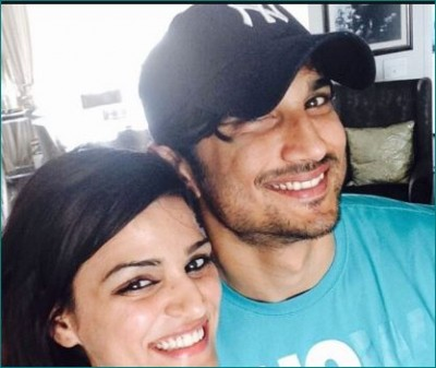 Sushant Singh Rajput's sister shares brother's handwritten note