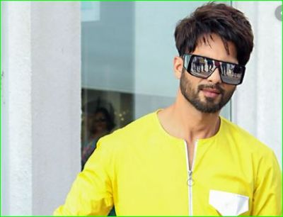 Shahid Kapoor after being injured, says- 'Jersey took some of my blood, but I am happy