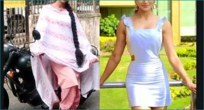 Urvashi Rautela spotted in Indian fashion attire, See pics