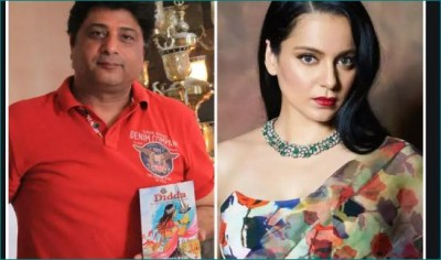 Writer accuses Kangana for stealing story after announcement of new film
