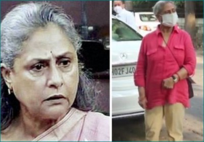 Jaya Bachchan gets furious on photographers for clicking pictures