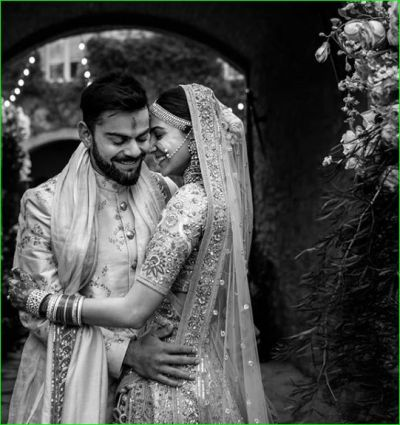 Virat Kohli becomes photographer for wife Anushka
