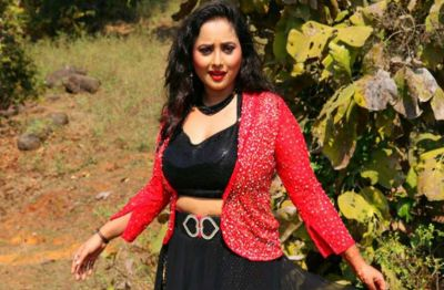 Rani Chatterjee had fun with Khesari Lal, video going viral on the internet