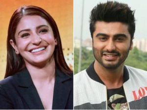Arjun Kapoor makes fun comments on this picture of Anushka Sharma, actress also gives reply