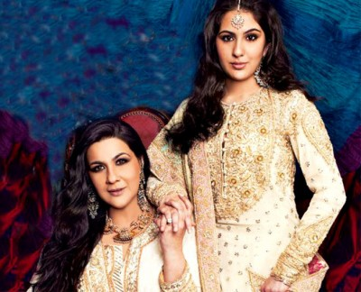 Sara Ali Khan always works on mother's advice