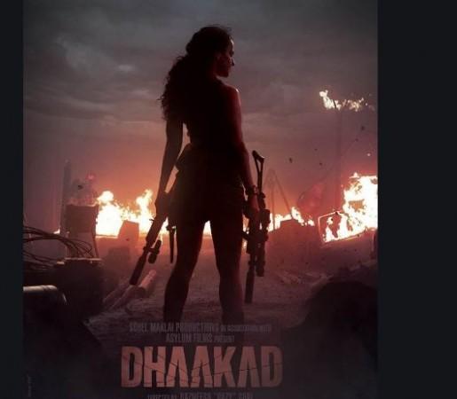इस दिन रिलीज होगी कंगना की फिल्म 'धाकड़', खुद किया एलान