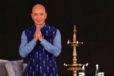 When Shah Rukh Khan asked this question by Amazon CEO, actor gave this answer