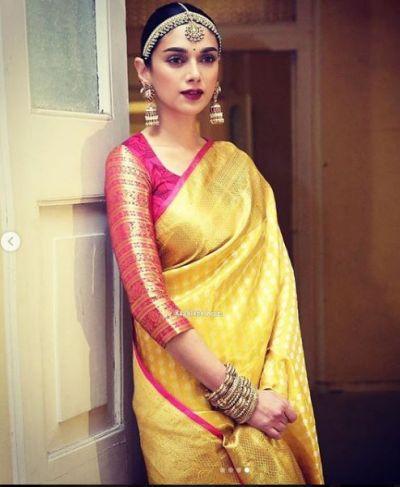 साउथ इंडियन दुल्हन बनी ये मशहूर एक्ट्रेस, लग रही बेहद खूबसूरत