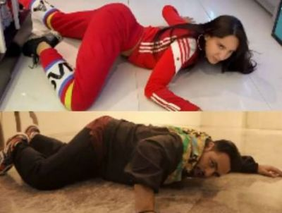 Nora Fatehi challenges rapper Badshah to dance on this song