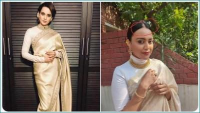 Kangana Ranaut encourages troll who mocked Swara Bhasker