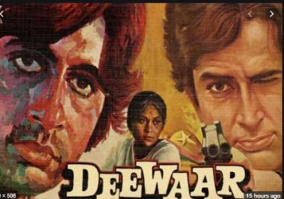 This film completed 45 years, People still remember character of Shashi Kapoor and Amitabh