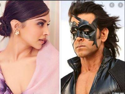 This actress will replace Priyanka Chopra in Hrithik Roshan Krrish 4