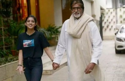 Amitabh Bachchan's grand daughter Navya expresses grief over ban on abortion in Poland