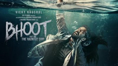 Bhoot Part One: See the Vicky Kaushal's scary look here