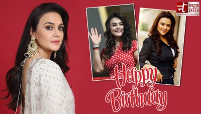 Preity Zinta's name has been associated from Yuvraj to Saif Ali Khan