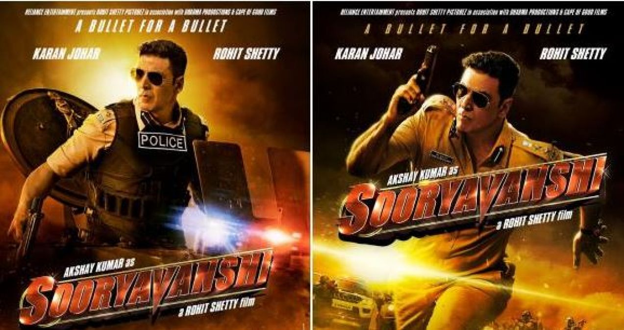 Sooryavanshi's Behind the Scenes Video released, check out the unmissible video here