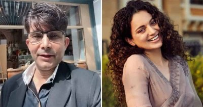 KRK crosses all limits, says 'Govt can't even get Kangana's Twitter..'