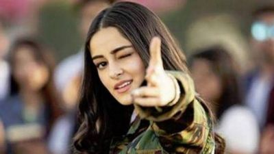 Ananya Pandey launched new initiative against online bulling