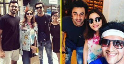 Alia-Ranbir enjoys vacation in the US, photo goes viral