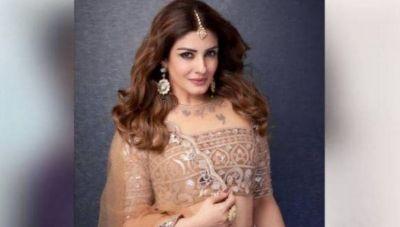 Raveena Tandon gets upset and angry on Zaira Wasim as she quits Bollywood