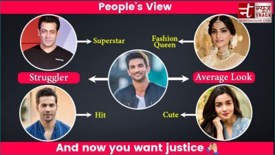 Who is responsible for Sushant's death, nepotism, love or you?