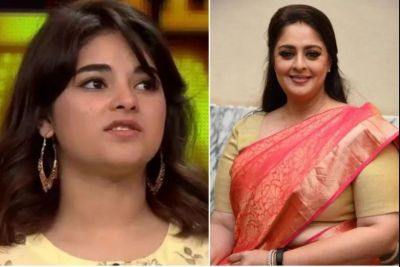 Famous actress Nagma came in support of Zaira, said this thing