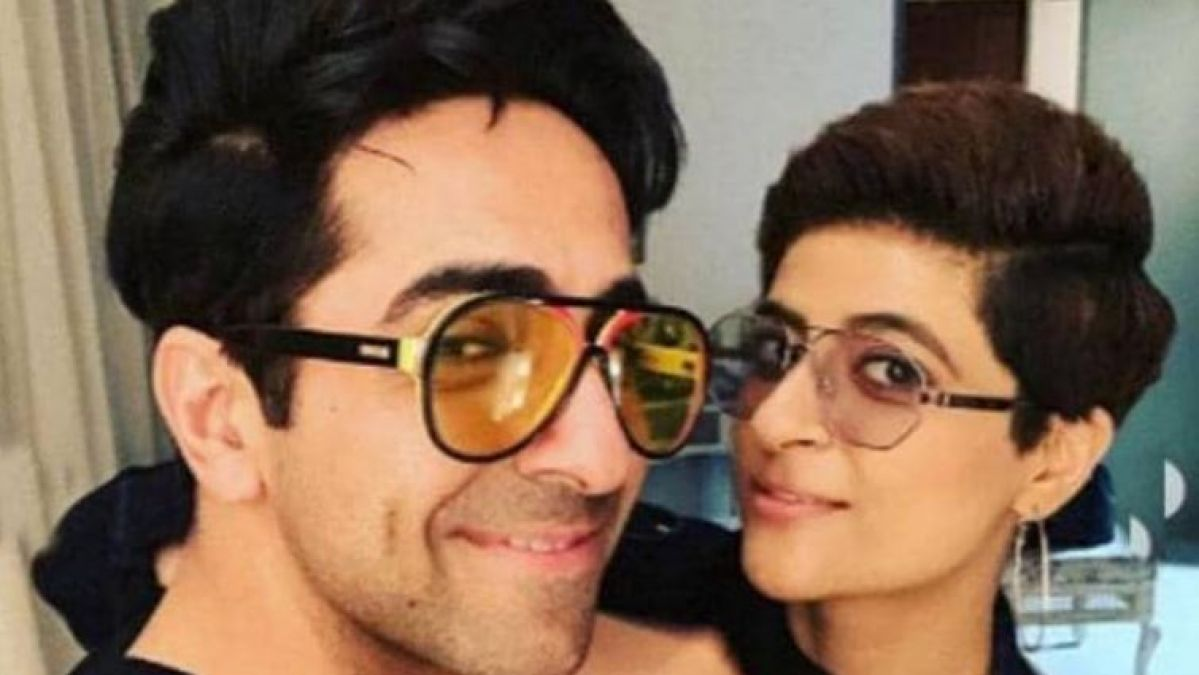 When trollers termed Tahira as Ayushmann brother; she said this!